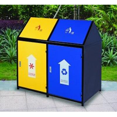 分类环保垃圾桶(可分三类)
